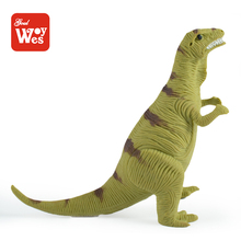 new product education model toy rubber mini dinosaur toys for sale