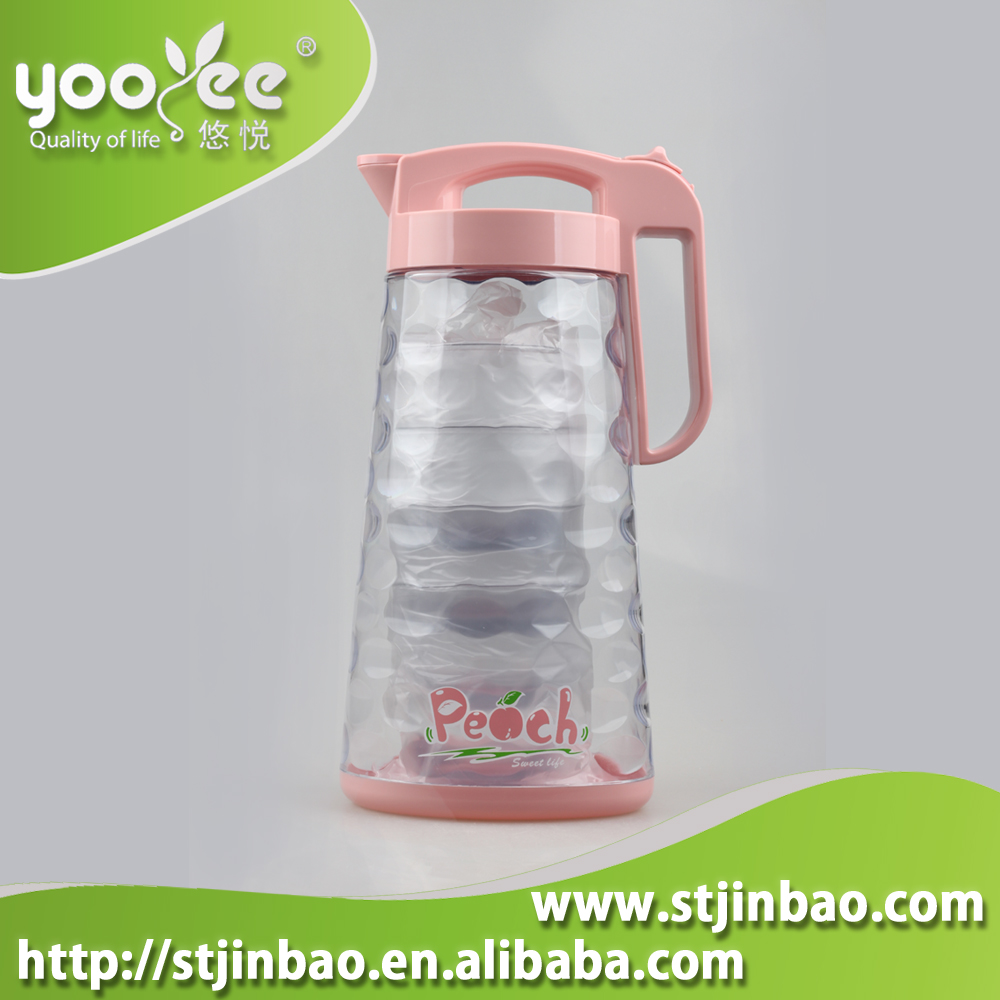 Wholesale 2015 New Product Food Grade Milk Jugs with Lid and 4 Cups