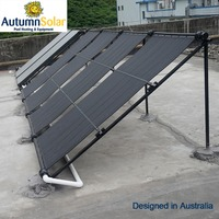 Eco-Friendly rigid plastic solar water heater swimming pool