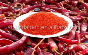 Dehydrated Red Pepper/Chili Powder Dried Hot Pepper Powder for Spices