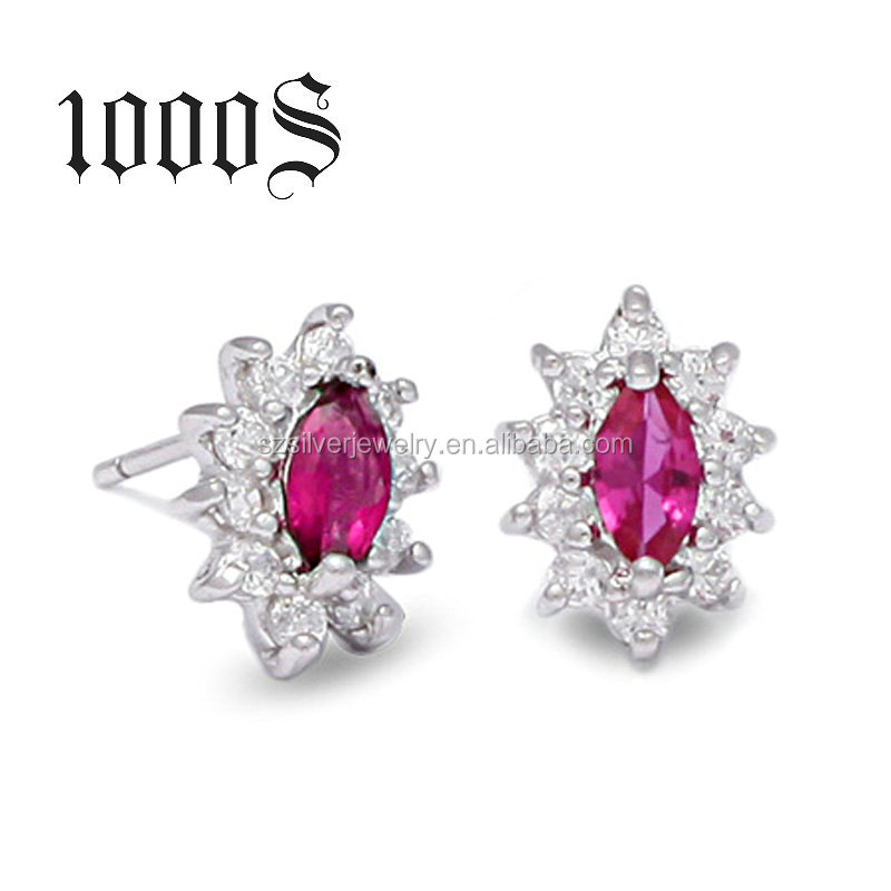 Dubai Costume Jewelry Fashion Earring Designs New Model Earrings,Zirconia Jewelry China