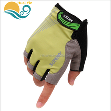Men GlovesPatched Touch screen Warm Motorcycle Winter man cycling half finger gloves for man