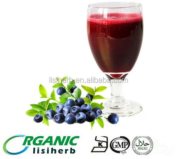 100% natrual Blueberry juice concentrate with good quality