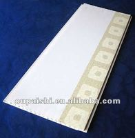 Hot stamp Interior wall PVC paneling for interior decoration