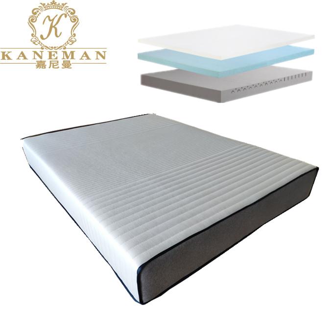 10inch queen size compressed foam mattress bedroom furniture - Jozy Mattress | Jozy.net