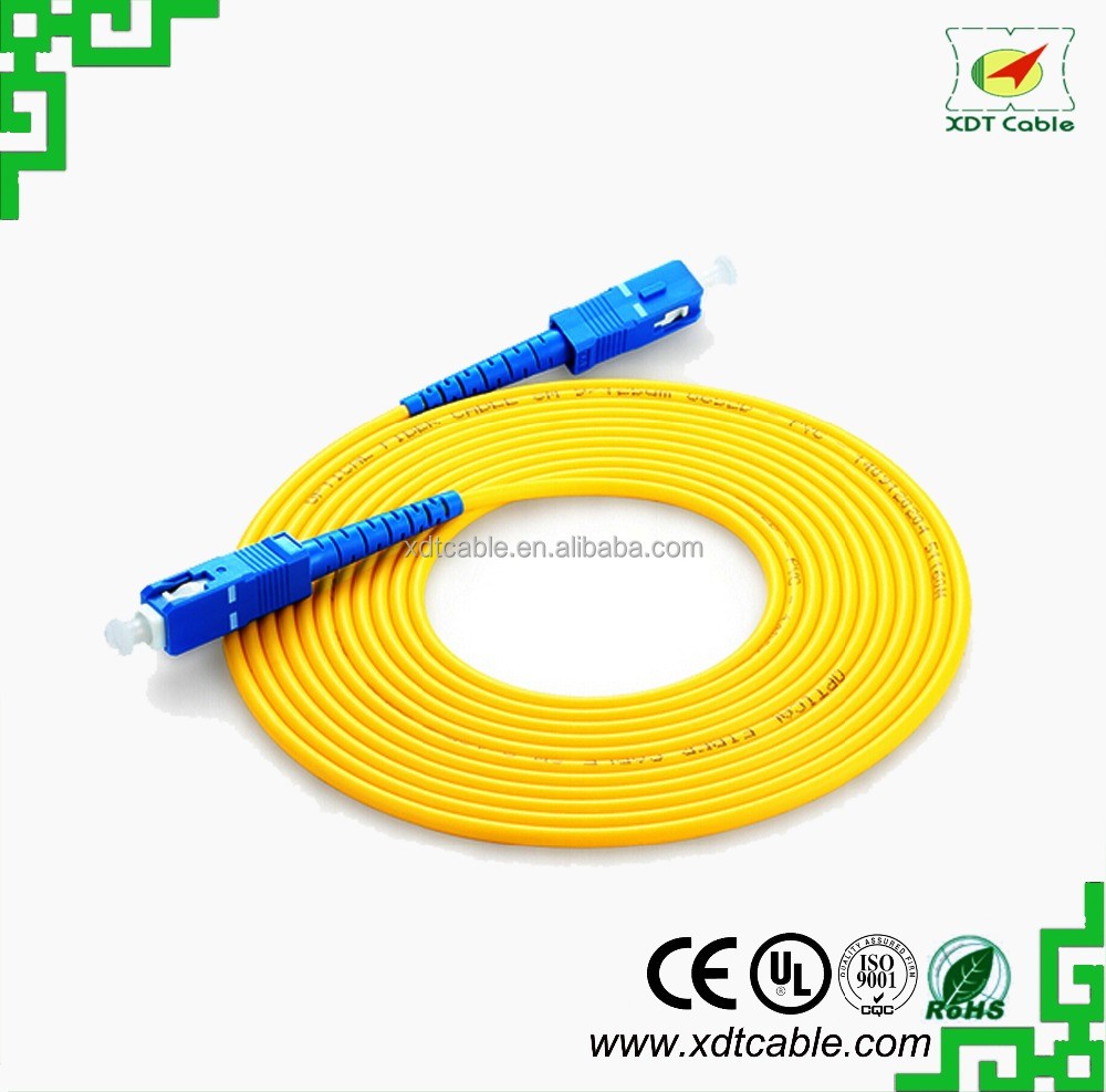 China suppliers free samples 4 core 6 core single mode fiber optic cable