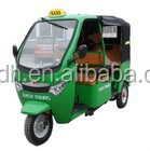 Most popular three wheeler motorcycle taxi car passenger tricycle for Africa