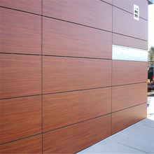 Brikley new design of hpl materials exterior wall cladding for sale