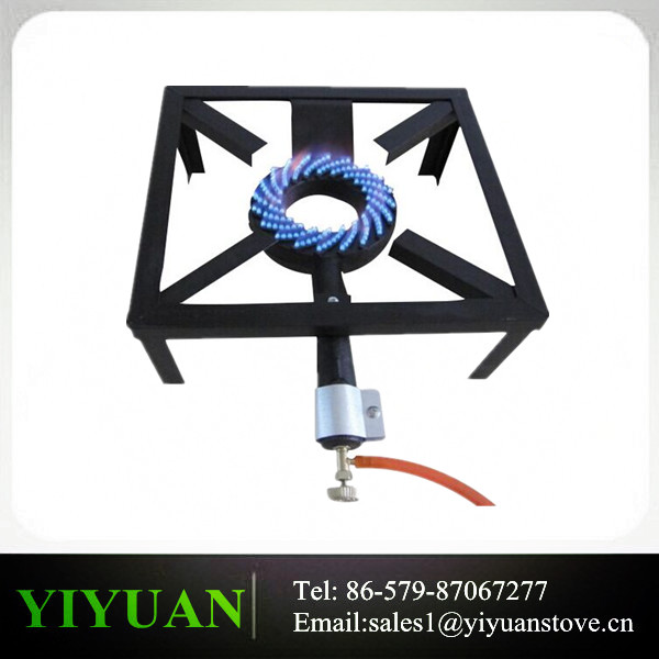 YY-SGB08 New model durable use new model single cylinder gas stove
