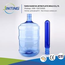 Direct factory best service pressure port plastic 5 gallon water bottle raw materials for PET preforms