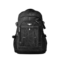 fashionable canvas backpack middle school students canvas camera bag