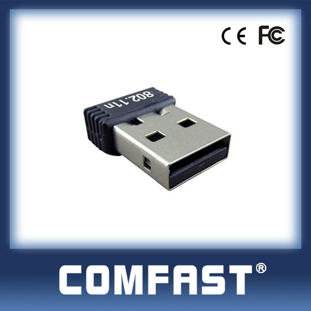 Mini pci-e lan card Comfast laptop&desktop 150m realtek wireless wifi usb adapter CF-WU710N