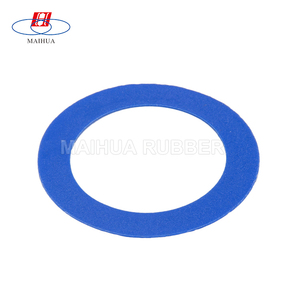 Good quality Customized Molded epdm viton seal heat resistant rubber flange gasket