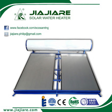 Quality energy saving pressurized flat panel solar water heater