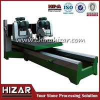 Used stone table saw Single Jib Disk Stone Cutter