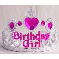 The new birthday crown star headdress hair ornaments wedding jewelry wedding accessories