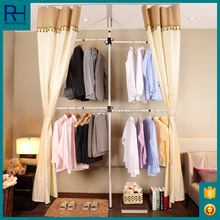 Assembled Wardrobe Systems /Double Color Wardrobe /Modular Wardrobe
