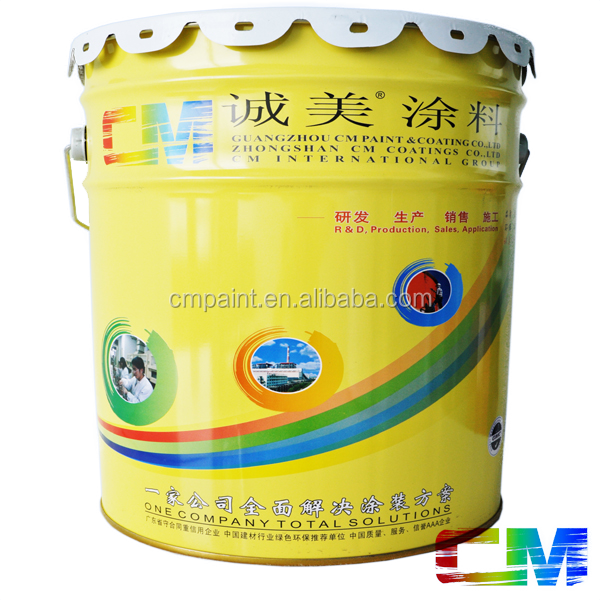 Building Roofing High Elastic Acrylic Emulsion Paint