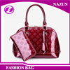 2016 maroon shell purse bag women hand bag,leather bags wholesale uk