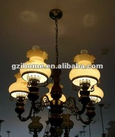 vintage style chandeliers wooden IH5002-5