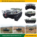 8X8-2B Amphibious snowmobile ATV
