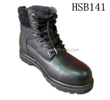 sd, suede leather collar abrasion resistant endurable security safety boots /shoes