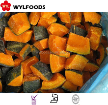 best quality hot sales Frozen IQF punpkin from China in vegetables price