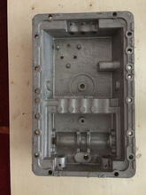 Aluminum gearbox, automobile engine shell