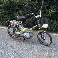 35CC moped motocicleta cheap moped bike with pedal