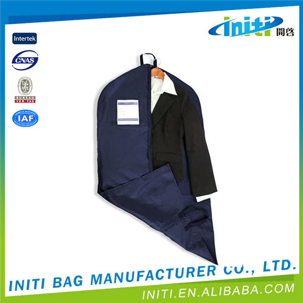 Non woven men suit cover cloth bags