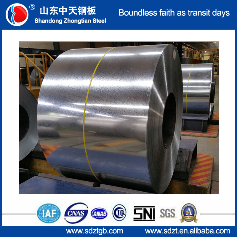 G550 HRB 85-90 galvanized steel wall panel Full hard 85