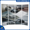 Folding panel display for trade show,exhibition display panel for sale