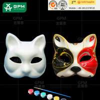 Multifunctional children masquerade mask for wholesales