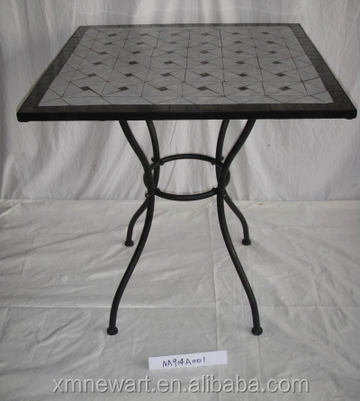 made in china modern furniture mosaic table