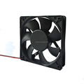 120x120x25mm high speed axial fan two ball dc brushless fan for air filter