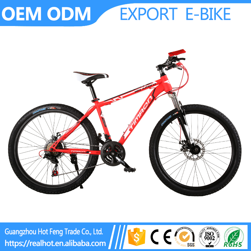 26 inch Factory Wholesale 24 Speed Disc Brake MTB Off Road mountain bikes racing