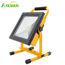 Aixuan Smd Waterproof White 12V Work 100 Portable Lighting 50W Led Floodlight