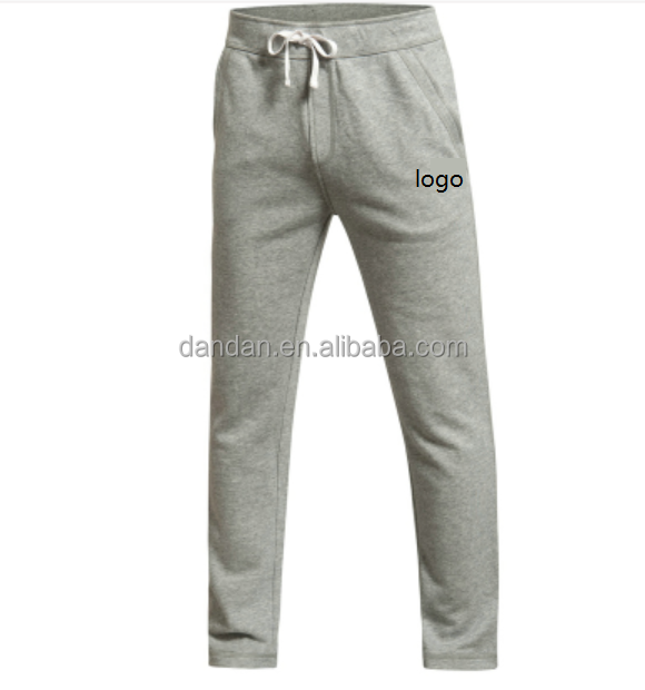 men's custom good quality joggers sweatpants