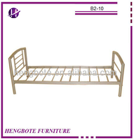Home Use Cheap Furniture Metal Furniture Single Bed