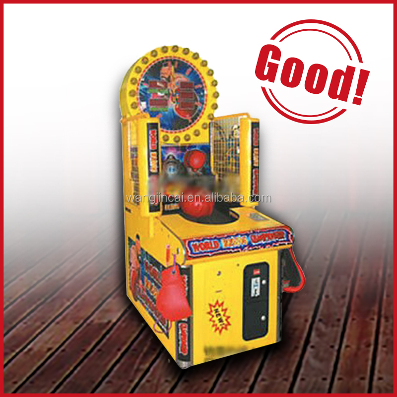 arcade redemption games machine Olympic Punching boxing machine ticket games for kids amusement video game machines
