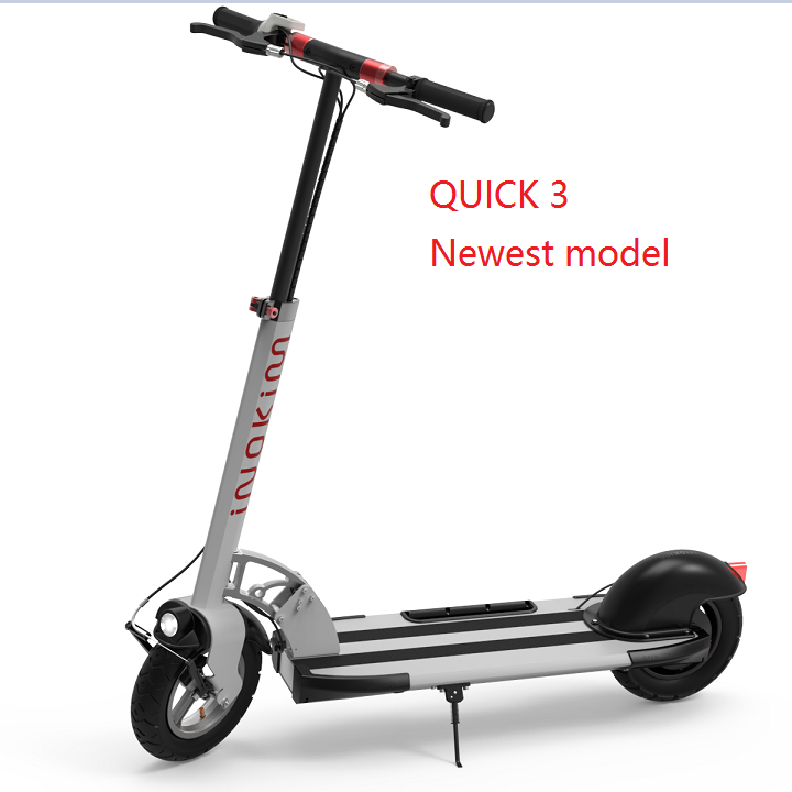 2017 new design SANYO battery Safe Foldable electronic scooter for adults