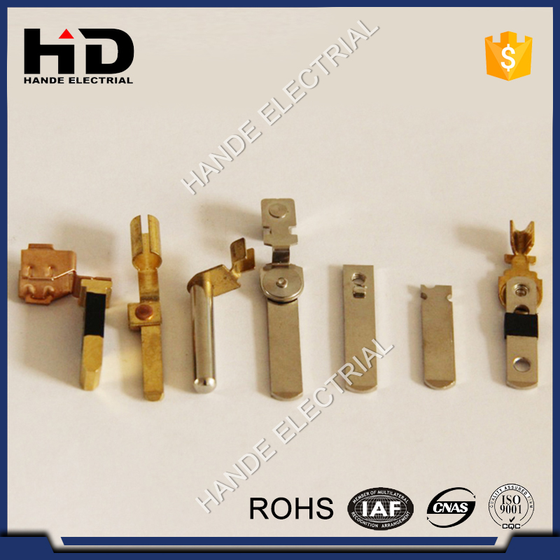 Male connector cnc precision machining parts
