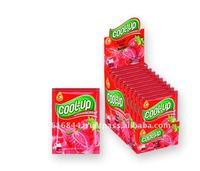 STRAWBERRY FLAVOURED POWDER DRINK