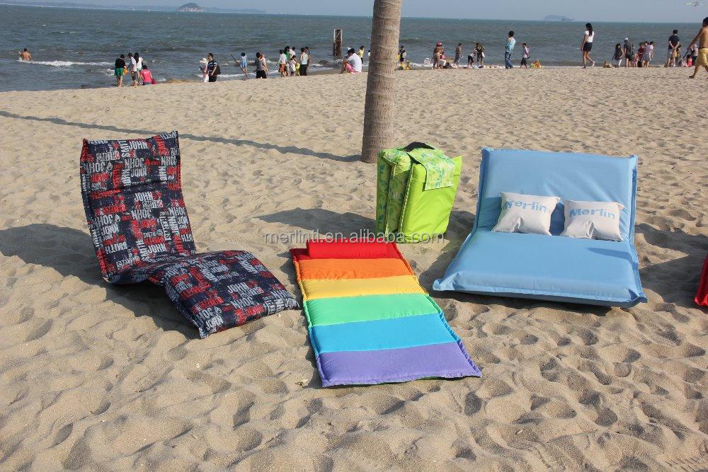 Лежанка для пляжа