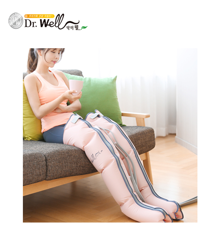Air sequential compression pressure therapy body foot leg recovery massage boots <strong>device</strong>