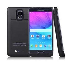4000mAh Backup Battery Charger Power Pack Case For Samsung Galaxy note4