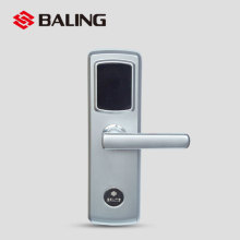 rf card door lock for hotel room smart card hotel lock solution RF-208