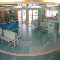 Hospital commercial vinyling pvc flooring roll