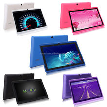 "Original Kids tablet 7 inch iRULU eXpro X1 7"" HD 1024*600 Allwinner A33 1.5GHz Quad Core 8GB ROM Google Play Tablet PC"