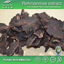 Free sample Cooked Rehmannia extract/Rehmannia glutinosa extract/Radix Rehmannia extract plant extract